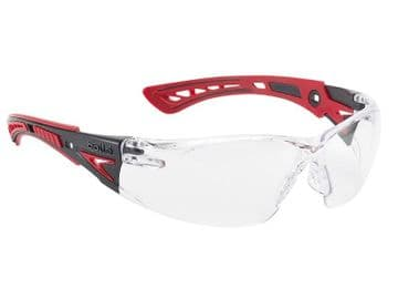 RUSH+ PLATINUM® Safety Glasses - Clear